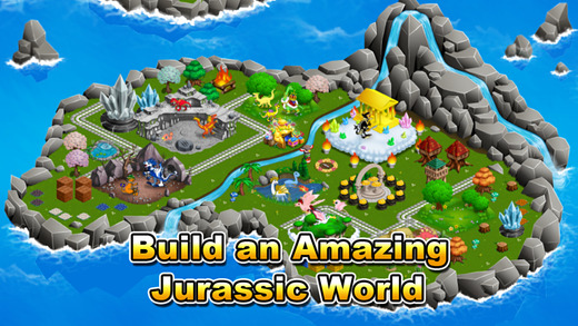 Jurassic Story Dragon Games - Dinosaur City Game on the App Store