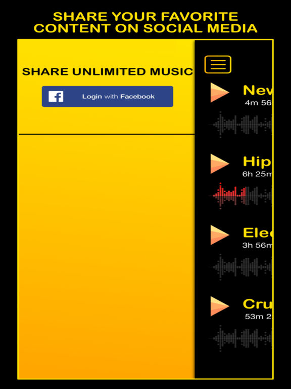 GemMusic - Unlimited Free Music App & Music Player Screenshots