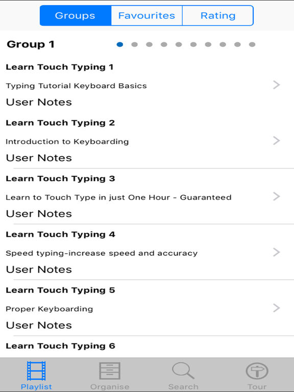 Learn Touch Typing on the App Store
