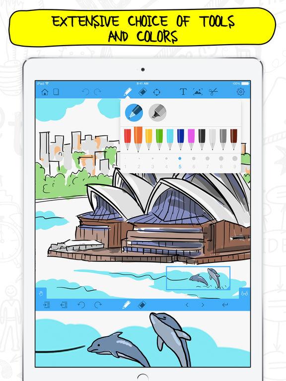 Notepad+: Take Notes, Write Memos and Annotate PDF Screenshots
