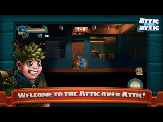 Attic over Attic Screenshots