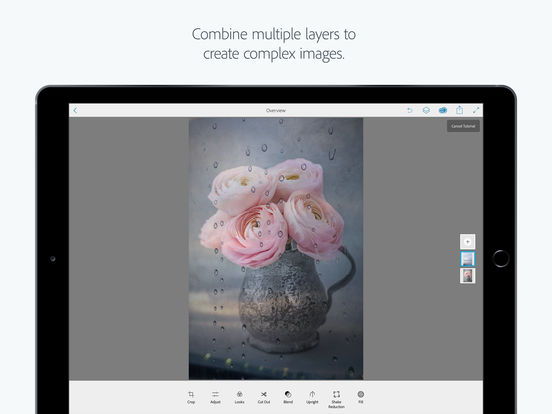 Adobe Photoshop Mix Screenshots