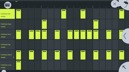 FL Studio Mobile Screenshots