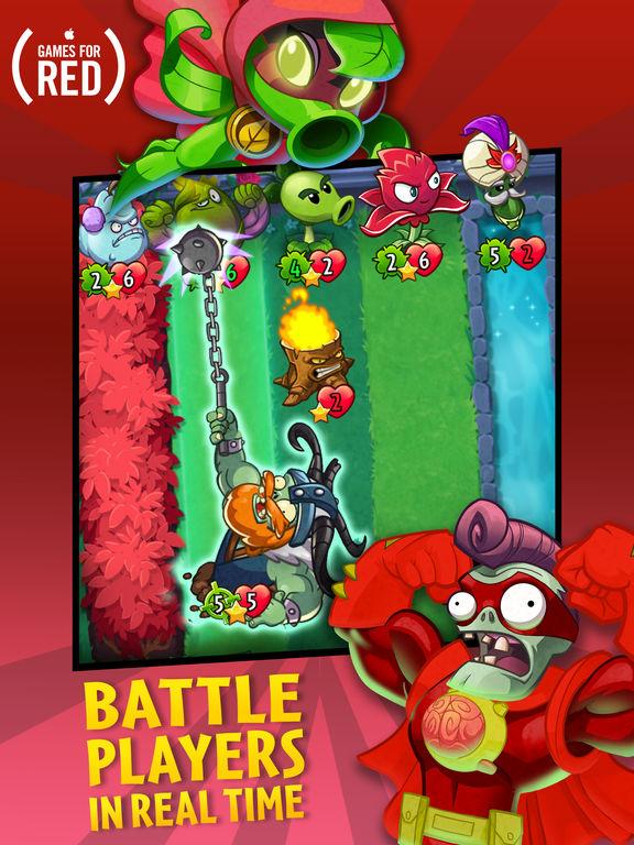 Plants vs. Zombies™ Heroes Screenshots