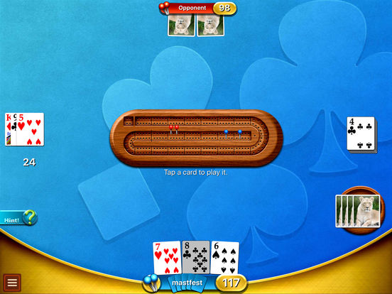 Cribbage Premium - Online Card Game with Friends Screenshots