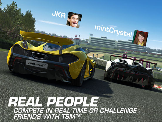 Real Racing 3 Screenshots
