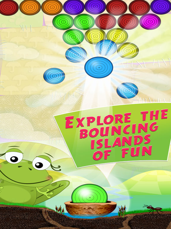 Bubble Shooter Adventures - Free Bubble games Screenshots