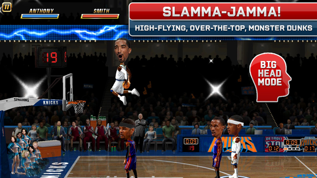 NBA JAM by EA SPORTS™ Screenshots