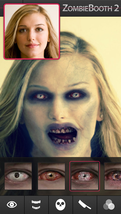 ZombieBooth 2 Pro Screenshots