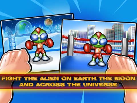 Fight the Alien Screenshot