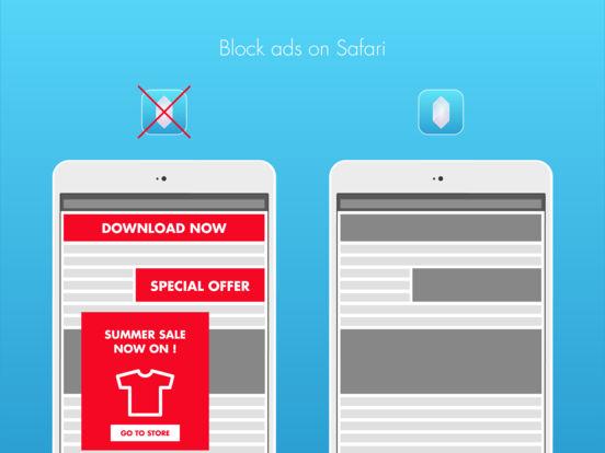 Crystal Adblock – Block unwanted ads! Screenshots