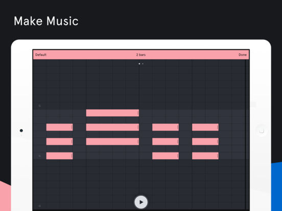 Auxy Music Studio Screenshots