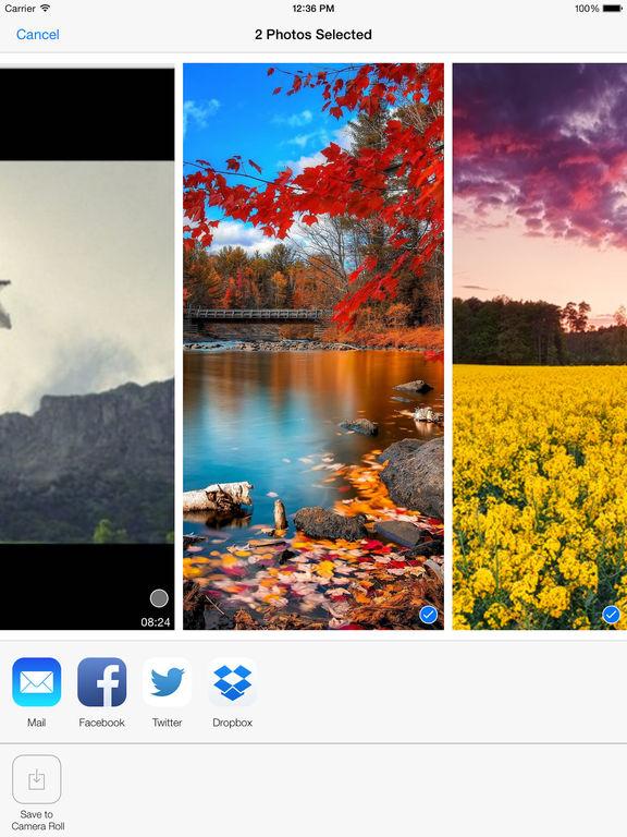 30x Zoom Digital Video & Photo Camera Screenshots