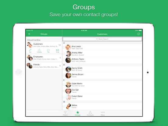 Text 2 Group Pro – Quickly send SMS messages Screenshots