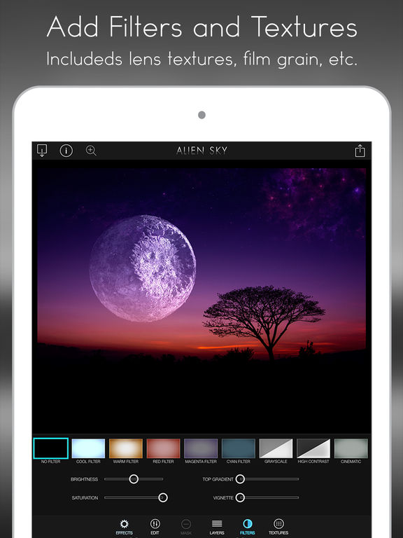 Alien Sky - Space Camera Screenshots