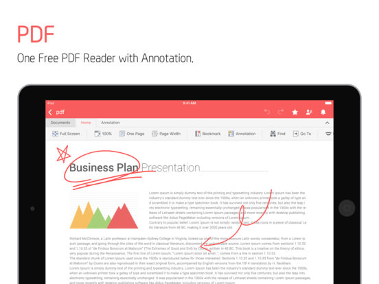 Polaris Office - for edit Word, Excel, Slide, PDF Screenshots
