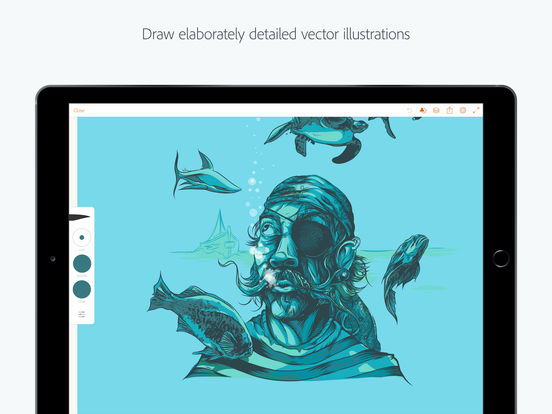 Adobe Illustrator Draw Screenshots