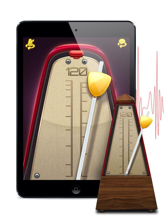 Real Metronome Pro Screenshots