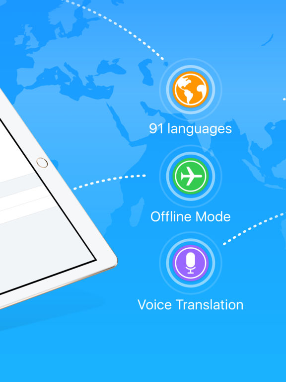 iTranslate - Free Translator & Dictionary Screenshots