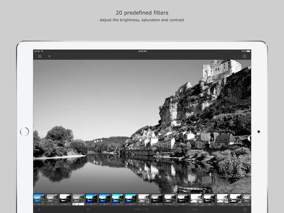 LineEngraver: Monochrome photography Screenshots