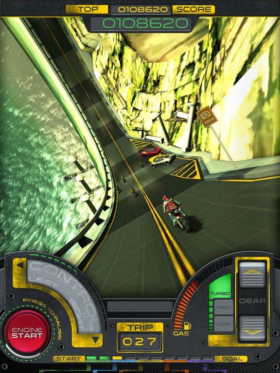moto RKD dash Screenshots