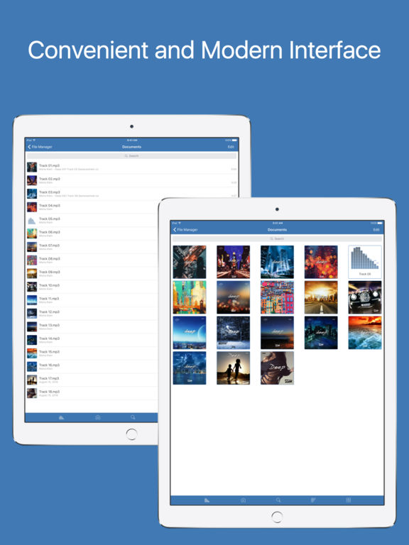 File Manager Pro - Manage remote files Screenshots