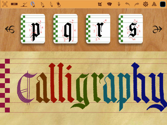 Calligraphy Art Screenshots