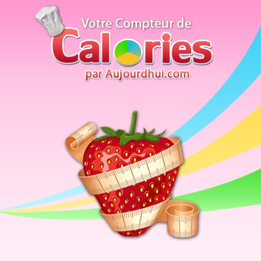 Image de « Votre Compteur de Calories par Aujourdhui.com »