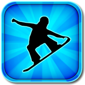 Crazy Snowboard icon