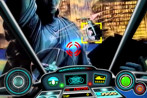 Cobra Command screenshot 1