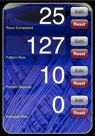 StitchMinder free app screenshot 1