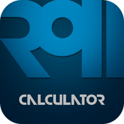 Roll calculator icon