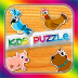 Kids Puzzle (Wooden Animals 2)