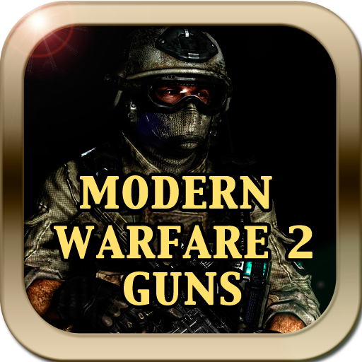 MW2 Guns and Weapons (Encyclopedia of Call of Duty)