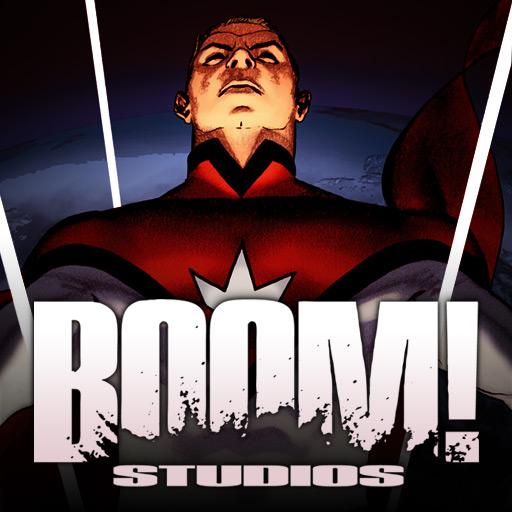 free BOOM! Studios Comics iphone app
