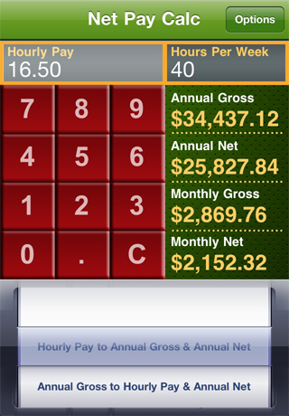 App Shopper Net Pay Salary Calculator Finance