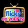 Flickr on your TV for iPhone