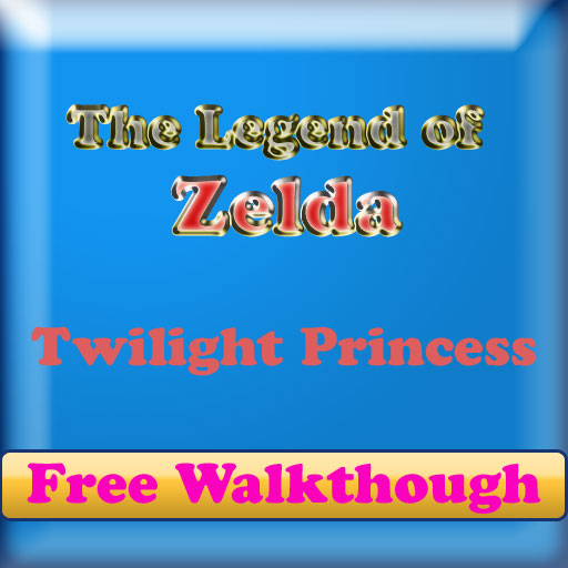 free Walkthrough to The Legend of Zelda-Twilight Princess - FREE iphone app