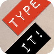 Type It! icon
