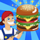 Yummy Burger Game Apps-Funny,Cute,Simple,Easy,Touch Tap Flick Fun Doodle App Games