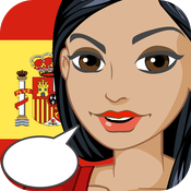 Spanish - Speak and Learn Pro icon
