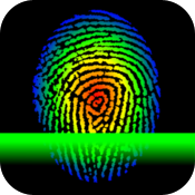 mood finger scan icon