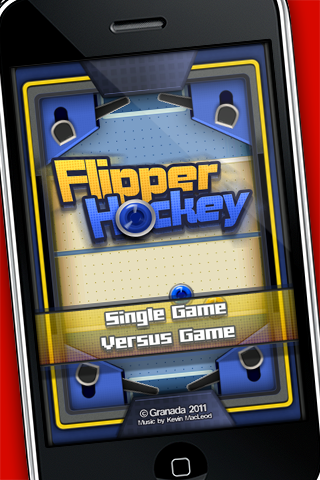 FlipperHockey