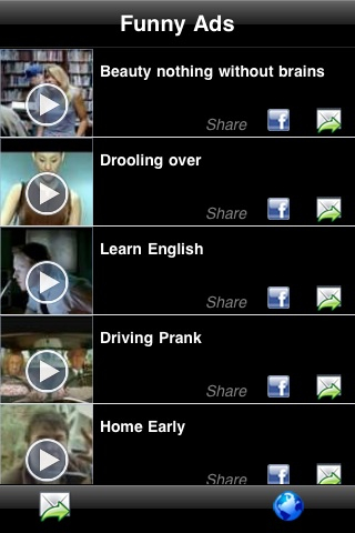 Funny Video Ads Free free app screenshot 1
