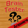 Brain Tester Answers - Walkthrough guide - Are you a moron? Take the test!