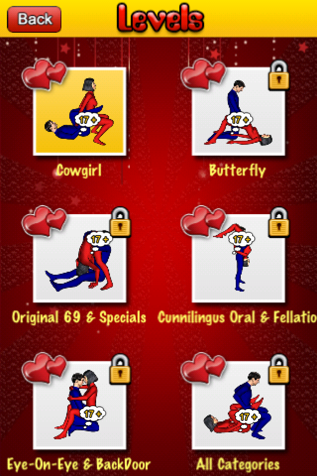 Image of The Sex Game for iPhone