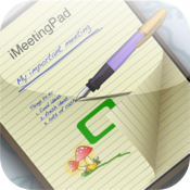 iMeetingPad icon