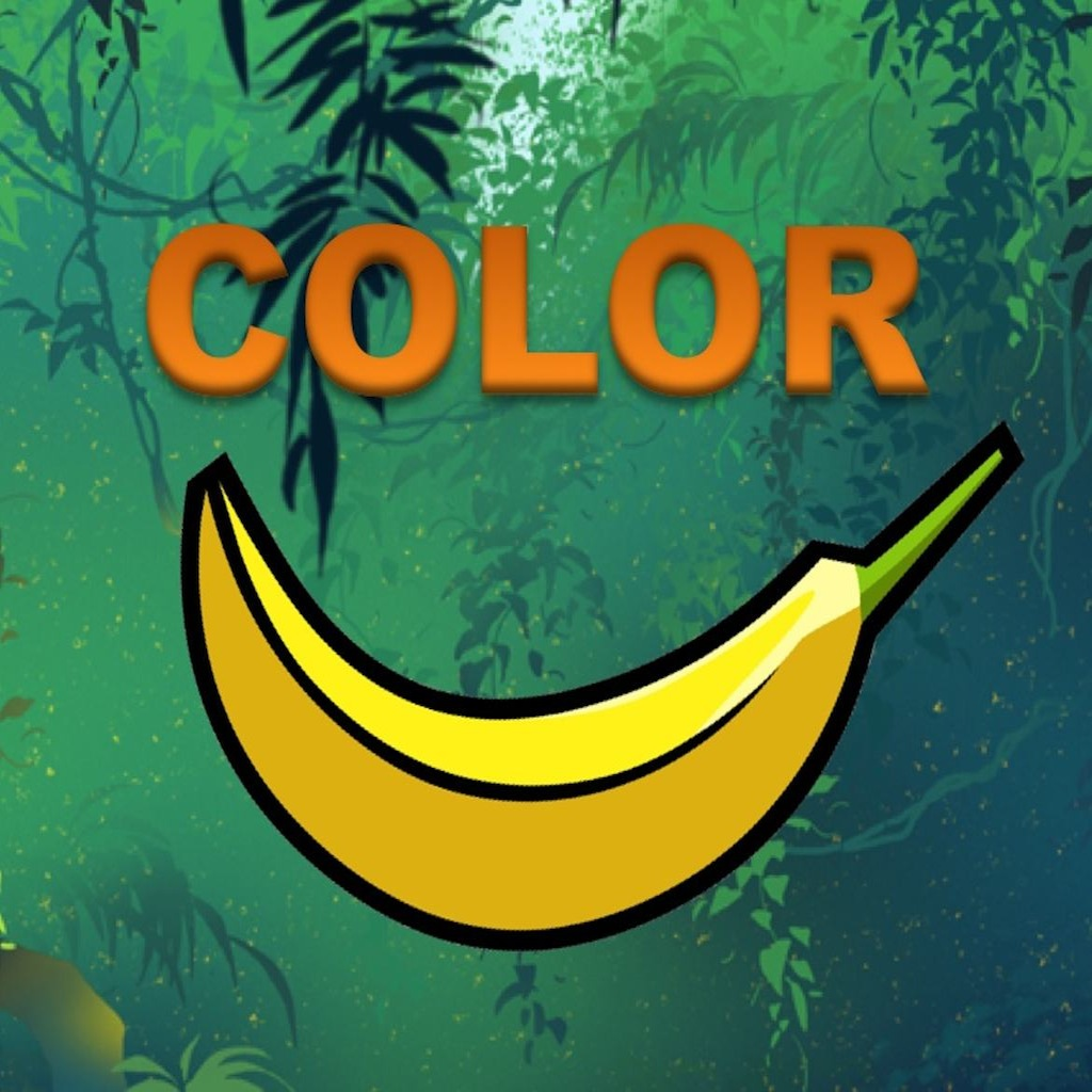 Jungle Color Book - Color Drawing Fun for Kids and all the Family