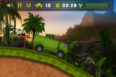 Kamaz Jungle Screenshot