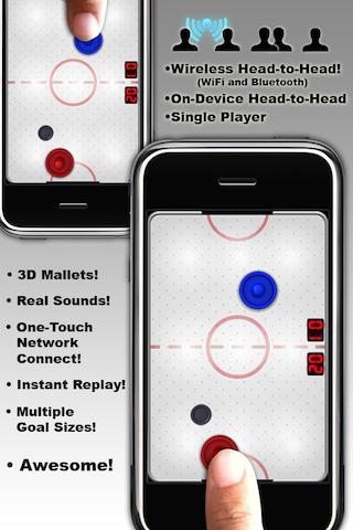 Touch Hockey: FS5 (FREE)